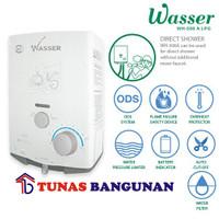 WATER HEATER WASSER / Pemanas Air Gas Low Pressure WH 506A LPG