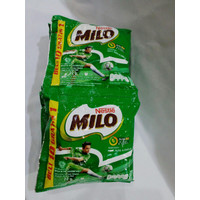 Milo Active Go saset 10x22g