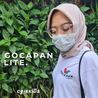T-Shirt Gocapan Lite by Coiskius