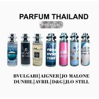 Parfum Thailand Premium 35 ml - Parfum Badan & Baju - Pewangi Pakaian