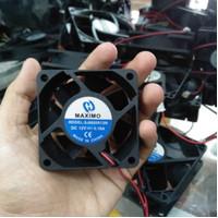 size tebal fan dc 12v 6 cm cooling fan 12 v kipas extra 6cm brushless