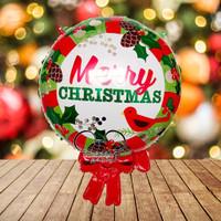 Balon Natal / Balon Xmas / Balon Foil Natal /Balon Christmas