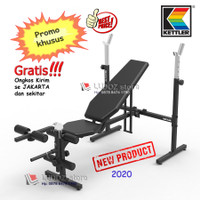 KETTLER AXOS Weight Training Bench Press bangku gym
