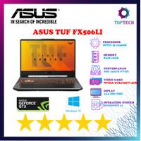 ASUS TUF F15 FX506LI - i5 10300 16GB 256ssd GTX1650TI 4GB W10