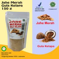 Jahe Merah Gula Kelapa 150 g - Tiara Farm