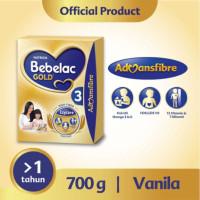 Bebelac Gold 3 Vanilla 700g