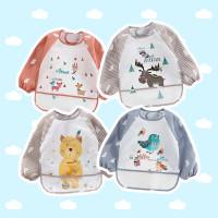 Waterproof Animal Baby Bibs / Celemek Bayi