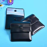 Dompet Asbak/Portable Pocket Wallet Ashtray Fireproof PVC