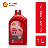 Oli Mesin Mobil Shell Helix HX3 20W-50 (1L)