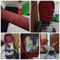 PRELOVED Stroller baby Elle Avio RS