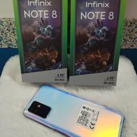 infinix note 8 6 64 garansi resmi 100 original