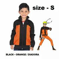 Jaket Anak Anime Naruto Shippuden