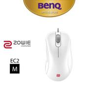 Mouse Gaming BenQ ZOWIE EC2 White 3360 Sensor Esports Mouse (Medium)