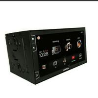 Head unit asuka pta -100 tanpa tv tuner double din asuka pta-100
