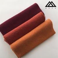Bandana Rajut Premium MOZA - Red Squad
