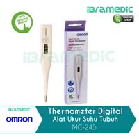 thermometer digital omron mc 245 termometer mc-245