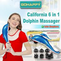 Alat Pijat Refleksi Dolphin Massager 808 Paling Bagus