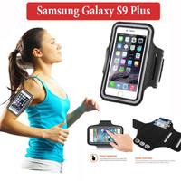 Samsung S9 Plus Soft Running Armband Bag Case Cover Casing Olahraga