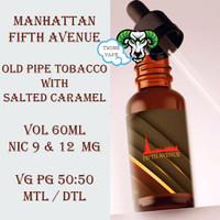 Liquid Manhattan Fifth Avenue 60ml MTL / DTL by Manhattan x Vapor it