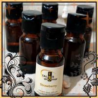 Aromatherapy Strawberry 10 ml Minyak Aromaterapi 100% Aroma Original