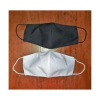 Masker Kain 3 Ply - Murah Harga Grosir