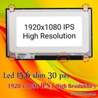 Led Lcd 15.6 slim 30pin FHD 1920x1080 Asus Gl553 GL553vd small frame