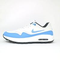 Sepatu Golf Nike Air max 1 G White/Blue