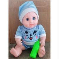 Mainan Boneka Bayi Nangis B760