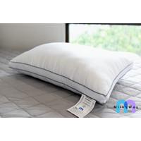 [MilkyWay] Bantal Micro (Bulu Angsa Sintetis) / Microfiber Pillow 1pcs