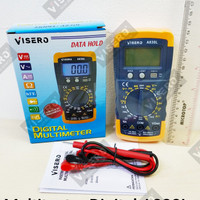 Avometer Digital A830L Visero