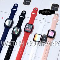 IWO 12 1:1 iwatch 5 40mm original smartwatch apple watch 44mm 42mm 13 - IWO 12 PRO, Silver 40mm