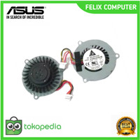 Kipas Fan Laptop Asus Eee pc 1005 1015t 1015b 1015 Series - Bulat