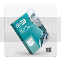 ESET NOD32 Antivirus | 1-3 Years, 1-4 Users (KeyCard, ID)