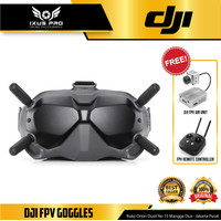 DJI FPV FLY MORE COMBO MODE 2 ( GOGGLES + AIR UNIT + CONTROLLER )