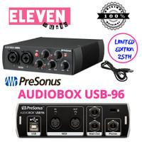 presonus audiobox usb96 audiobox usb 96 soundcard usb