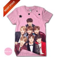 Baju BTS Army Printing 3D Baju DEWASA Kpop Cewe Murah Meriah #REG-401