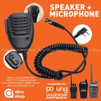 Baofeng Speaker Microphone - Extra Mic For Walkie Talkie UV5R UV-5R HT