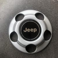 Dop Velg Jeep Wrangler Sahara Kaleng YJ TJ CJ Cherokee XJ