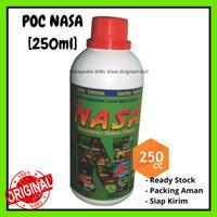 POC Nasa - Pupuk Organik Cair Nasa - Pupuk Cair - Original Nasa 250cc