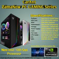 PC GAMING   Intel Core i5-10400F   GTX 1650 SUPER   8GB RAM   SSD