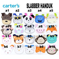Celemek Bibs Slaber Tatakan Iler Bayi Handuk Animals Lucu OT2047
