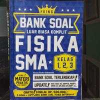 The King Bank Soal Fisika SMA Kelas 1,2,3 Luar Biasa Komplit