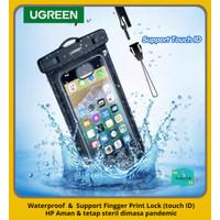 UGREEN Waterproof Case / Bag / Pouch Pelindung HP / Sarung HP Anti Air