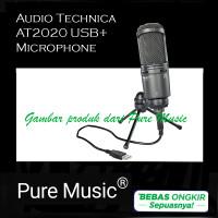 Audio Technica AT2020 Microphone plus USB