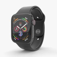 Apple Watch series 4 STAINLESS STEEL 44mm Second ORIGINAL