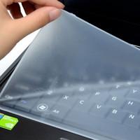 Cover Pelindung Keyboard Notebook/Laptop Bahan Silicon