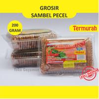 Bumbu Pecel Madiun / Sambel Pecel Madiun / Sambel Pecel 200 gram