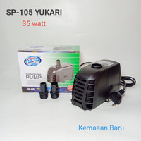 Submersible Pump SP-105 Yukari Pompa Celup Akuarium Pompa Aquarium
