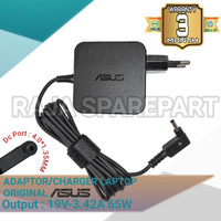 Adaptor Charger Laptop Asus X302 X302LA X302UV X302UJ 19V-3.42 65W