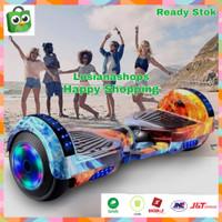 Ready Stok !! Smart Balance Wheel / Smart Wheel / Hoverboard - BLACK